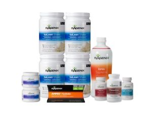 Isagenix 30 day supply: 2 shakes a day
