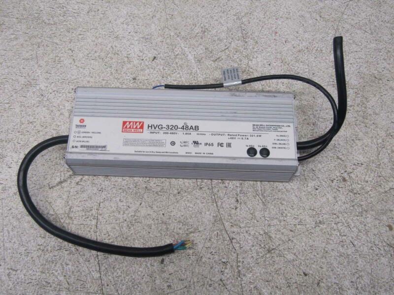 MeanWell HVG-320-42AB LED Power Supply