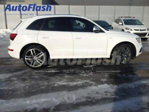 2014 Audi Q5 SQ5 Technik 3.0L Supercharged*Garantie-audi*
