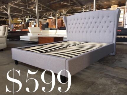 BRAND NEW & FACTORY SECOND BEDS