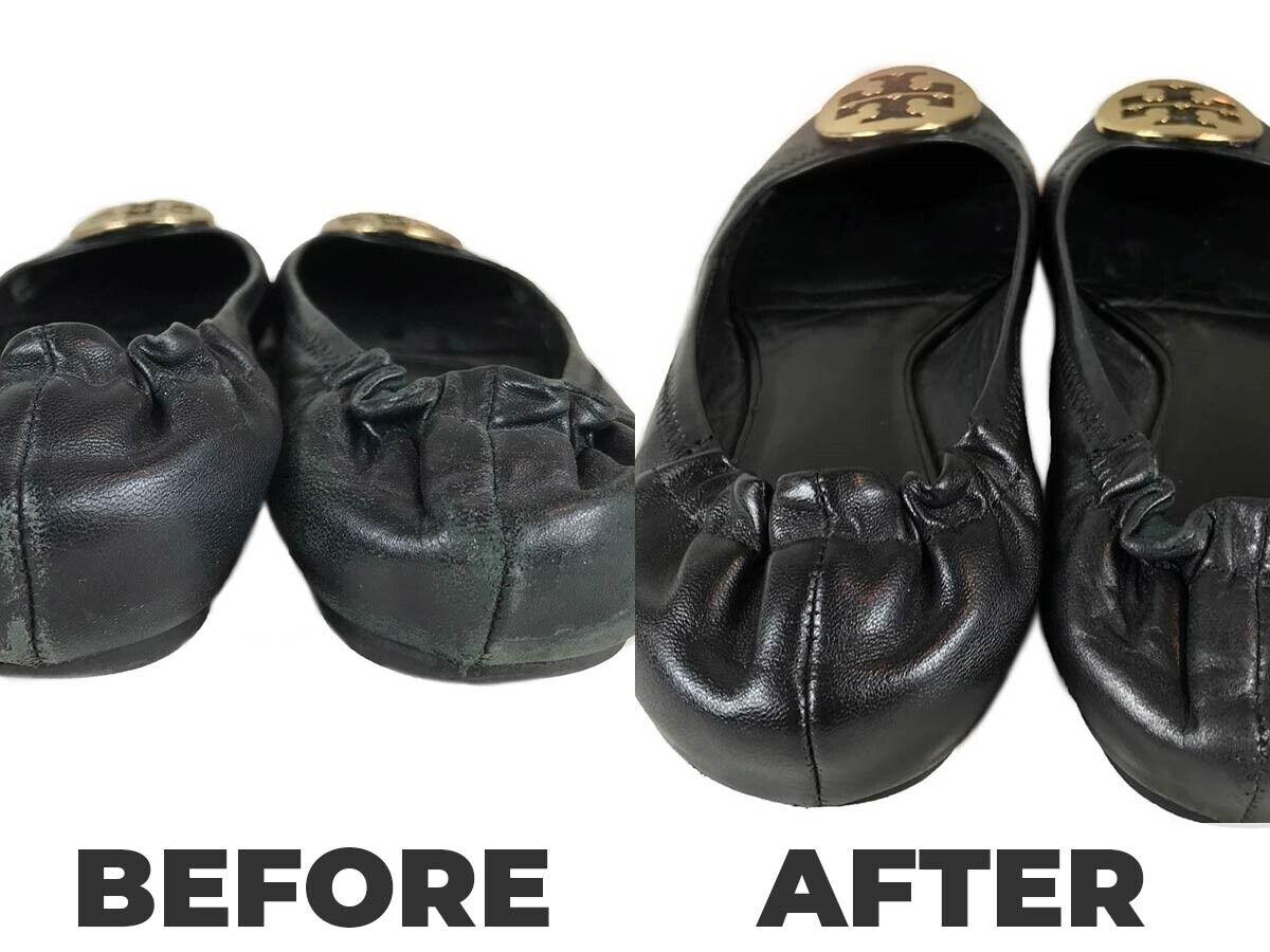 Leather Color Restorer Repair Kit W/ Applicator- Renew Dye- Leather Hero 4oz Crafts