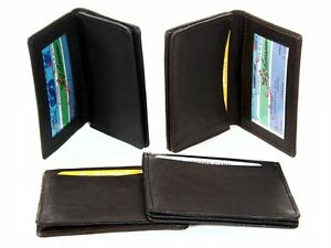 Gucci money clip card holder