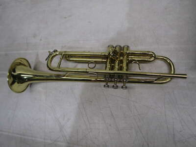 Used Resno Tempered Bell Trumpet By E-Benge Los Angeles