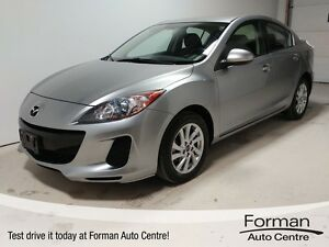 2013 Mazda Mazda3 GS-SKY - Htd Seats | Bluetooth | Local One...