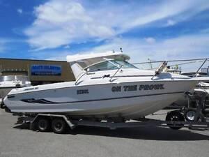 Leeder Tomcat 240 FISHING DIVING HUGE OPEN DECK Wangara Wanneroo Area Preview