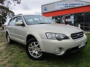 2003 Subaru Outback Wagon Goolwa Alexandrina Area Preview