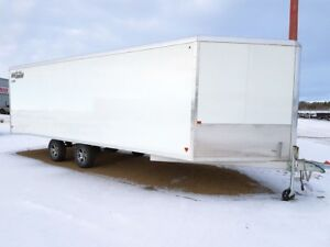 2017 High Country THC-HES-101X22HB Enclosed Snowmobile Trailer