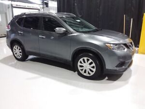 2014 Nissan Rogue S FWD- TINTED WINDOWS, BACKUP CAMERA, BLUETOOT