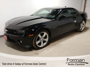 2012 Chevrolet Camaro 1LT - Mean machine! One owner | Remote...