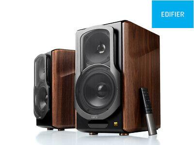 Edifier S2000MKIII - Aktive 2.0 Lautsprecher Bluetooth 5.0 130W RMS High-End NEU