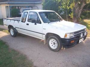 Toyota Hilux Extra cab ute 4x2 Dual fuel, registered Bairnsdale East Gippsland Preview
