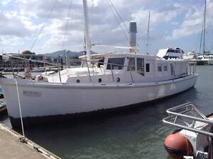 Stay on water City Marina Old Workboat Cairns Cairns City Preview