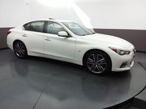 2015 Infiniti Q50 LIMITED AWD LEATHER, NAVIGATION, SUNROOF, TOUC