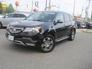2007 ACURA MDX 3.7L   7 Passenger • Leather • Roof