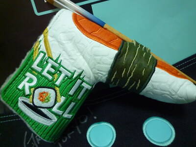 Let It Roll Sushi (New 2017 Scotty Cameron Sushi Let It Roll Putter Cover Tokyo Gallery Model)