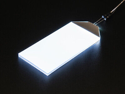 3dmakerworld Adafruit White Led Backlight Module - Large 45mm X 86mm