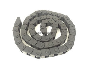 1pcs-Cable-Drag-Chain-Wire-Carrier-10-10mm-10mm-x-10mm-R18-1000mm-40-for-CNC