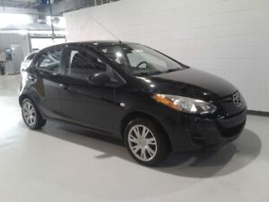 "2012 Mazda 2 ""ONE OWNER"" MAZDA 2 5DR HATCH w/ POWER CONVENIENCE"
