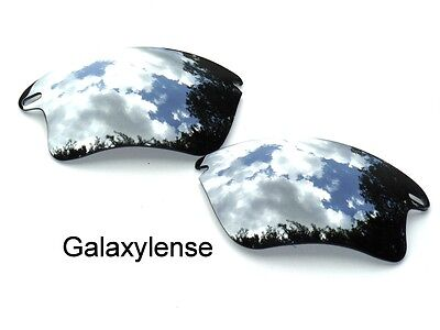 Galaxy Replacement Lenses For Oakley Fast Jacket XL Sunglasses Titanium (Fast Jacket Xl Lenses)