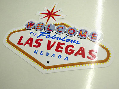 Vegas Vinyl (Aufkleber Las Vegas Sign, Vinyl, Nevada, USA, Sin City 10-70cm, Original)