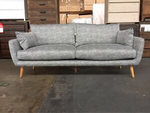 FORWELL FABRIC SOFA Leumeah Campbelltown Area Preview