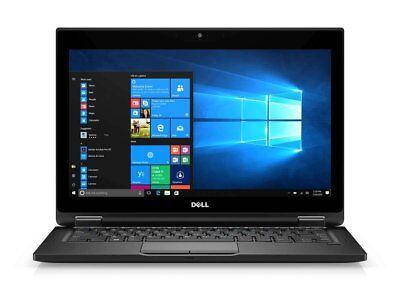 """Dell Latitude 5289 Full-HD 12.5"""" 2n1 Convertible Laptop- i7-7600U/16GB/128GB SSD"""