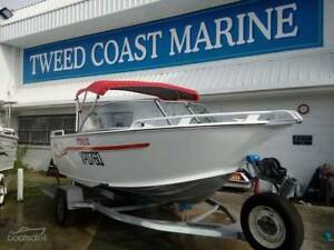 2002 Stessl 455 Striker Runabout Tweed Heads South Tweed Heads Area Preview