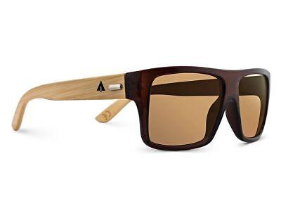TREEHUT¨ Wooden Bamboo Sunglasses Temples Classic Aviator Retro Square Wood Sun