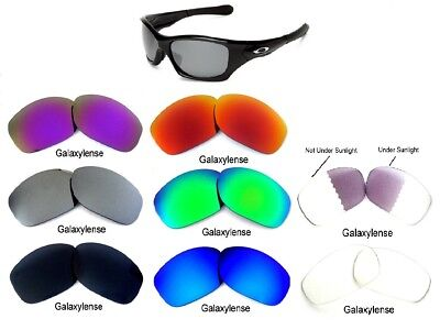 Galaxy Replacement Lenses For Oakley Pit Bull 8 Color Pairs SPECIAL OFFER!!