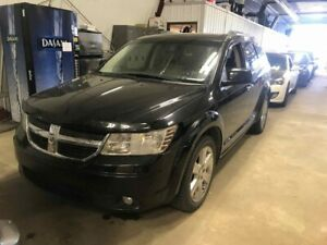 2010 DODGE JOURNEY 4D Utility AWD R/T