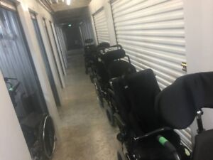 "50 MANUAL WHEELCHAIRS 14 to 24""seats, STEEL ALUMINUM CARBON"