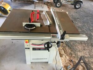 ST-254 Table Saw Hare & Forbes