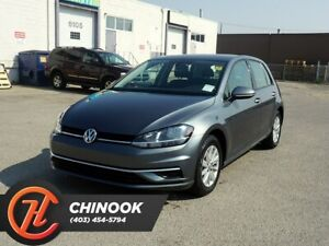 2018 Volkswagen Golf Trendline w/ Bluetooth, Heated Seats, Backu
