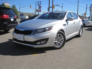 2011 KIA OPTIMA LX | Loaded • Auto • Gas Saver!!!