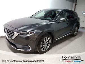 2017 Mazda CX-9 Signature|Manager special | Save|Htd Leather|Pwr
