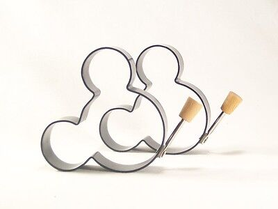 Disney Mickey Mouse Icon  Egg Rings New