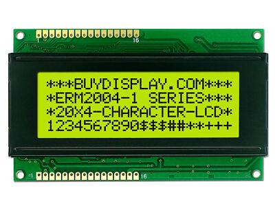 5v 20x4 Character Lcd Display Modulewtutorialhd44780splc780 Controllerbezel
