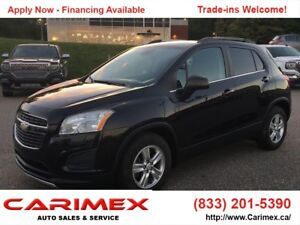 2013 Chevrolet Trax 1LT COMING SOON - CERTIFIED