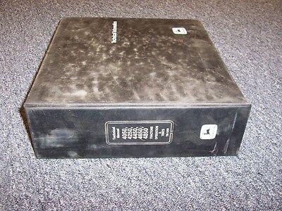 John Deere 4050 4250 4450 4650 4850 Tractor Shop Service Repair Manual Tm1259