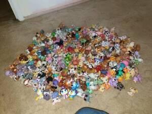 Little pet shops (SOLD) accessories $20