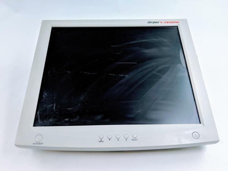 """Stryker 240-030-900 Stryker Vision 19"""" Endoscopy Monitor"""