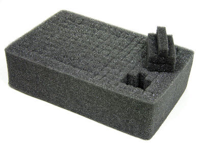 NEW cubed pluck replacement Foam fits Pelican ™ 1010 Case