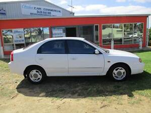 2001 Kia Spectra Hatchback Goolwa Alexandrina Area Preview