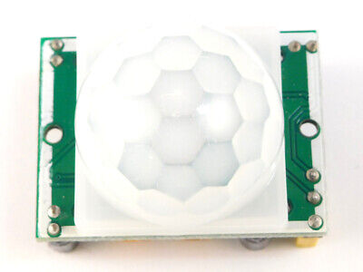 Pir Motion Detector Sensor Switch 7m Range Compatible With Arduino And Others