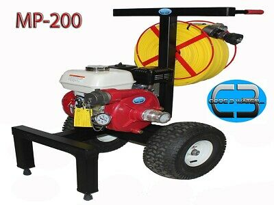 Code3 Water Mp-200 Fire Home California Wildfire Protection Pool Pump System