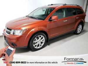 2014 Dodge Journey R/T|AWD|Htd Wheel|Htd Leather|Camera|Rmt Star