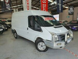 2010 Ford Transit VM MY08 High (LWB) 6 Speed Manual Van