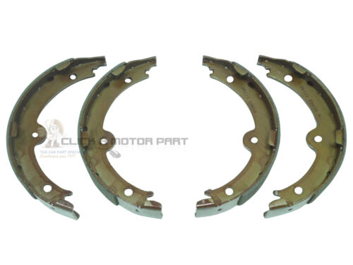 LEXUS IS220d DIESEL & IS250 2005-2011 REAR BRAKE HANDBRAKE SHOES SET OF 4 NEW