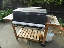 BBQ and gas bottle Modbury North Tea Tree Gully Area Preview