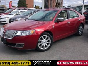 2011 Lincoln MKZ AWD | NAV | LEATHER